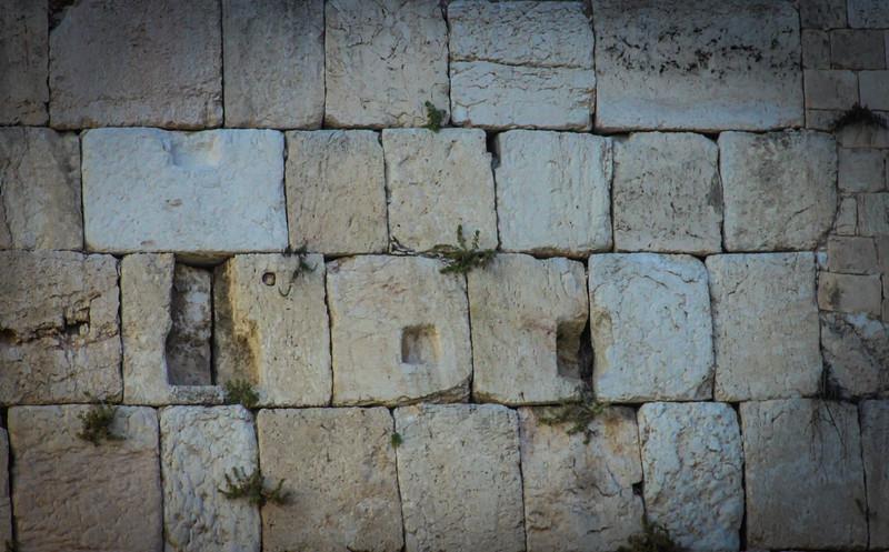 western wall