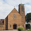St Clare of Assissi Church: Downsfield Road: Lache