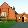 St Mark's Church: St Mark's Road: Saltney