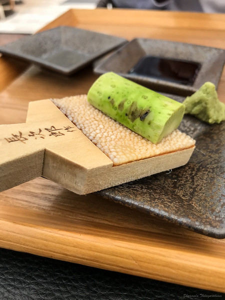 In Japan, even the wasabi is next level...