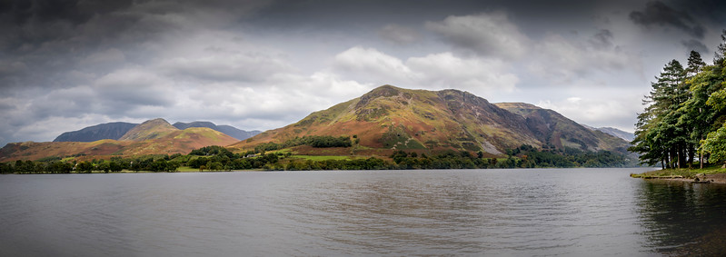 Buttermere Pano, Lake District Cumbria