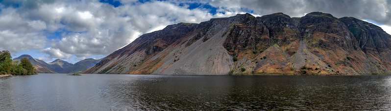 The Screes  Waswater Cumbria