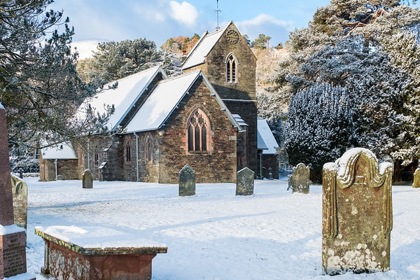 Patterdale church