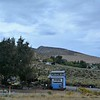 There are a few homes along but were very from civlization. i took this one as passed through the outskirts of Carson City which is the capitol of Nevada.