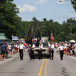 Manitowish Waters 4th of July Parade 2011 :