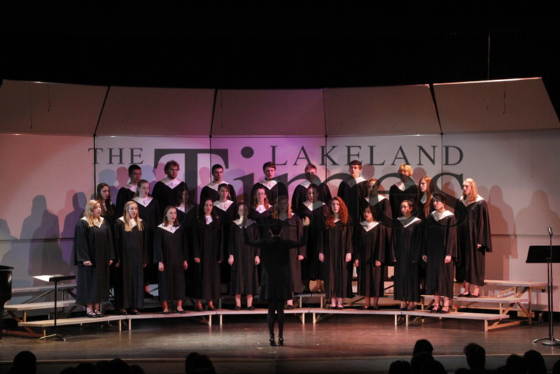 LUHS Fall 2014 Choral Concert