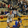 LUHS boys basketball vs. Merrill 12-2-11 :