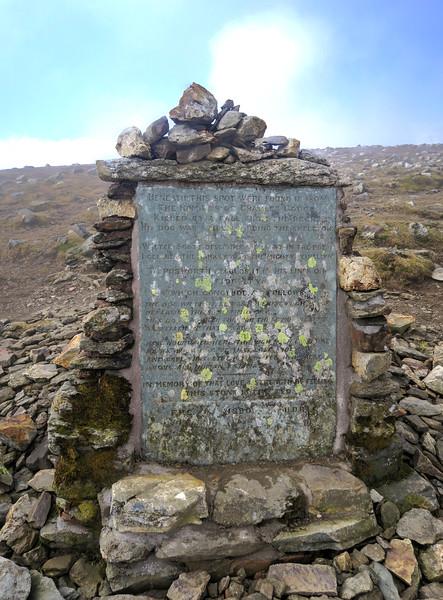 The Gough Memorial