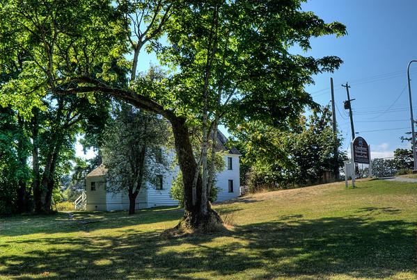 Craigflower Schoolhouse - Victoria, BC, Canada