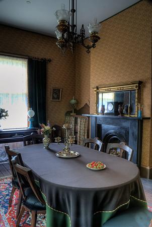 Ross Bay Villa - Dining Room - Victoria, BC, Canada