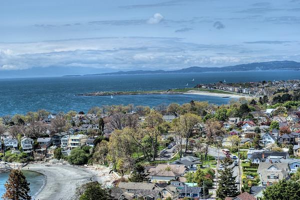 Gonzales Hill Regional Park - Victoria, BC, Canada