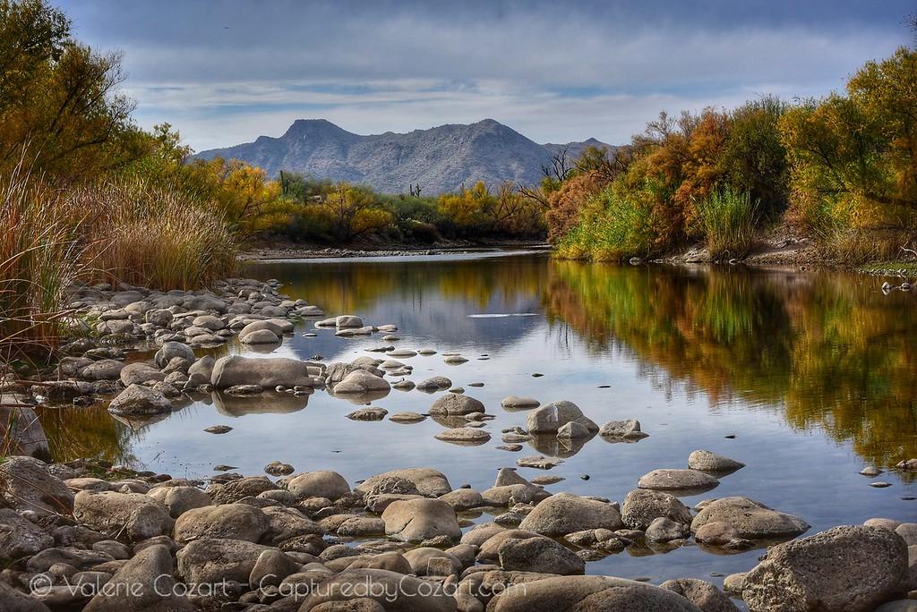 Salt River Fall 2017