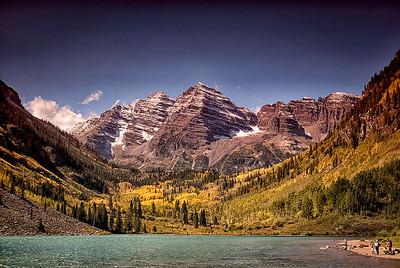 Maroon Bells, Colorado