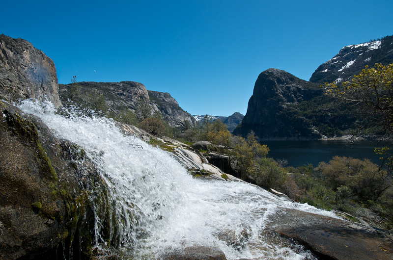 Wapama Falls at Hetch Hetchy