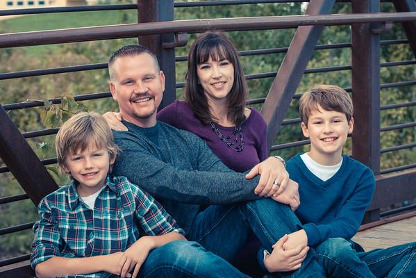 The Larson Family