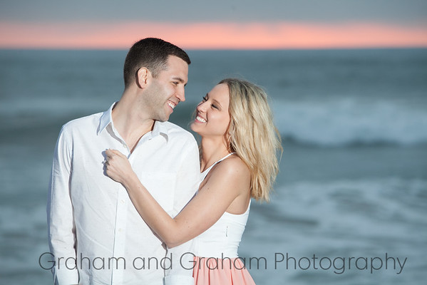 Manhattan Beach engagement photography