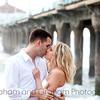 Manhattan Beach engagement session