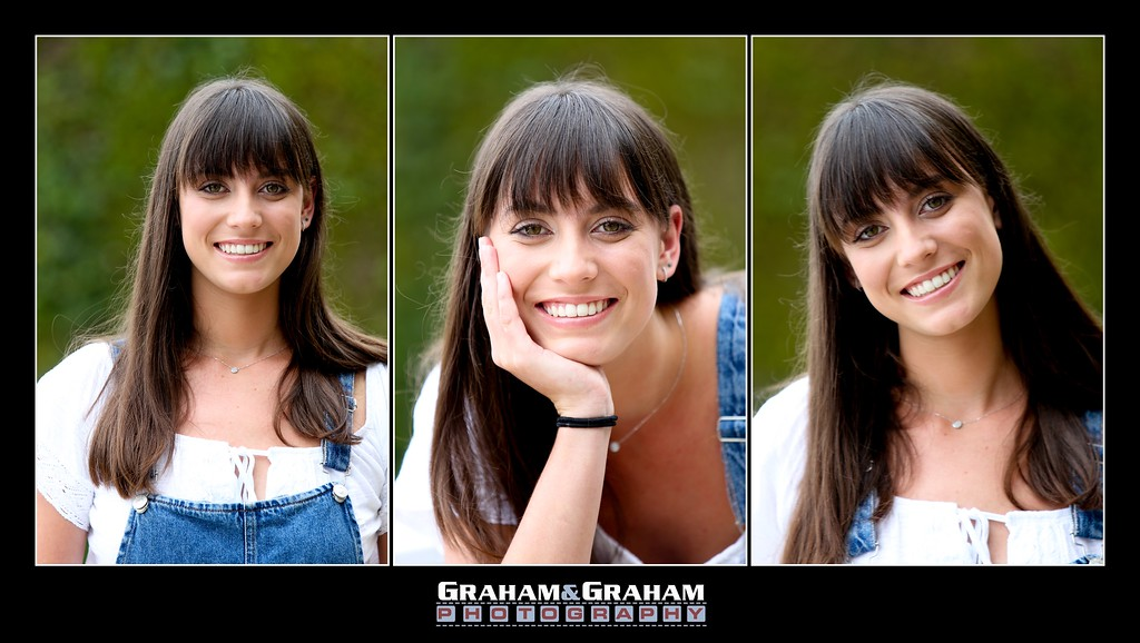 Malibu Senior Portraits - on location with Graham and Graham Photography