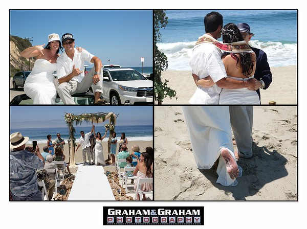 Los Angeles Photographer - Malibu wedding