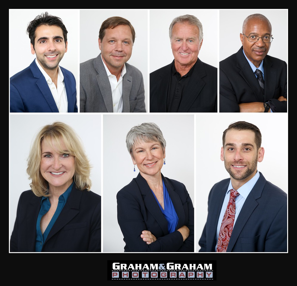 Headshots by Graham and Graham Photography, Manhattan Beach