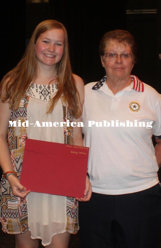 American Legion Auxiliary Scholarship