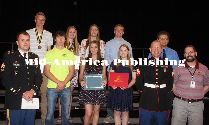 Military Awards and Scholarships