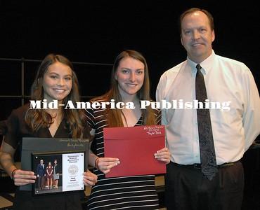 Governor's Scholar & Des Moines Register