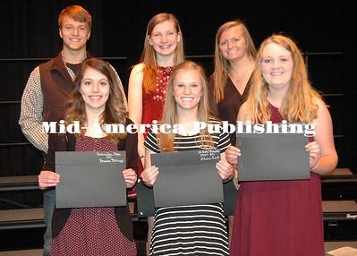Various Scholarships and Awards