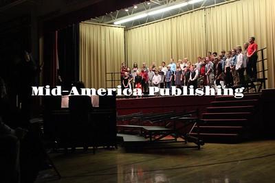 Curran McLaughlin | The Leader The fifth grade choir.