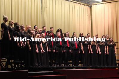 Curran McLaughlin | The Leader The high school mixed chorus.