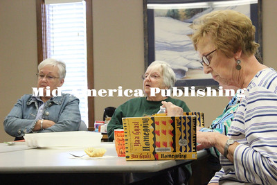 "Curran McLaughlin | The Leader Britt Library's book club discusses ""Homegoing"" by Yaa Gyasi."