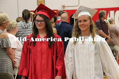 West Hancock Graduation 2018