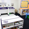 The Learning Experience is the nation's fastest growing Academy of Early Education for children six weeks to six years old. In January one opened in Tyngsboro. A room at the academy for what they call Twaddlers.  SUN/JOHN LOVE