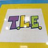 The Learning Experience is the nation's fastest growing Academy of Early Education for children six weeks to six years old. In January one opened in Tyngsboro. This is what is painted on the floor of the academy's lobby. SUN/JOHN LOVE