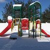 The Learning Experience is the nation's fastest growing Academy of Early Education for children six weeks to six years old. In January one opened in Tyngsboro. The recent snow storm covered the academy's preschool playground. SUN/JOHN LOVE