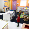 The Learning Experience is the nation's fastest growing Academy of Early Education for children six weeks to six years old. In January one opened in Tyngsboro. Hanging out in a room at the academy for what they call Twaddlers is student Nicholas Spanos, 2. SUN/JOHN LOVE