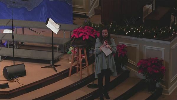 2016 Christmas Program