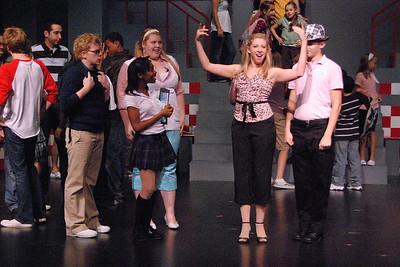High School Musical Rehersal a 7-28-07 (24)