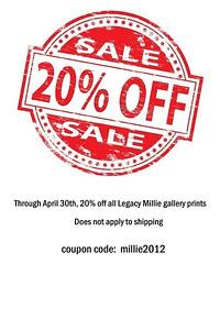 millie discount