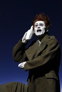 Willem Dafoe   Photograph © Lucie Jansch