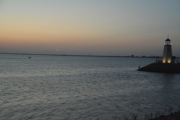 The Lighthouse at Lake Hefner