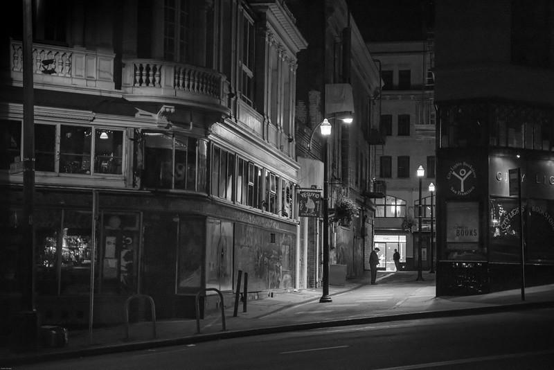 Kerouac Alley