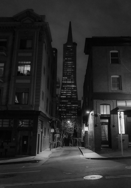 Transamerica Alley