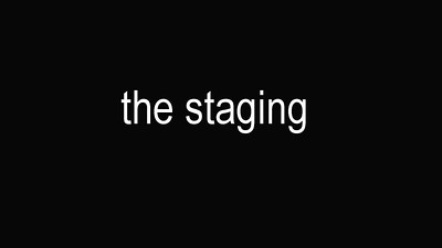 staging cover