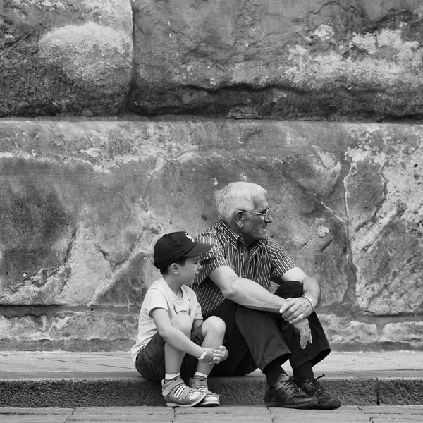 Bond with your grandkids