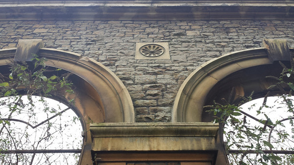 Good to see the stone work has survived ok.
