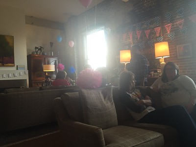2016-01 Buttercup's Baby Shower