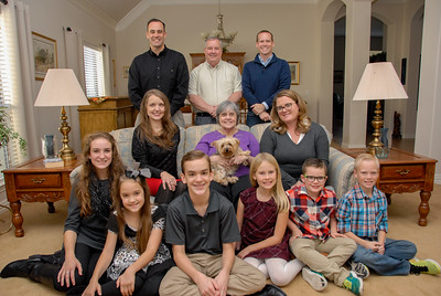 The Loomis Family November 2017