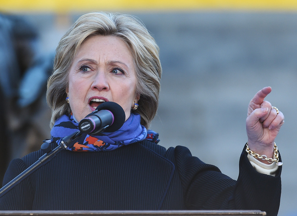 """. <p>3. HILLARY CLINTON </p><p> Latest batch of �beyond top secret� emails making her less electable � and more indictable. (unranked) </p><p><b><a href=\""""http://www.politico.com/story/2016/01/hillary-clinton-email-server-top-secret-217985\"""" target=\""""_blank\""""> LINK </a></b> </p><p><br>    (AP Photo/Rainier Ehrhardt)</p>"""