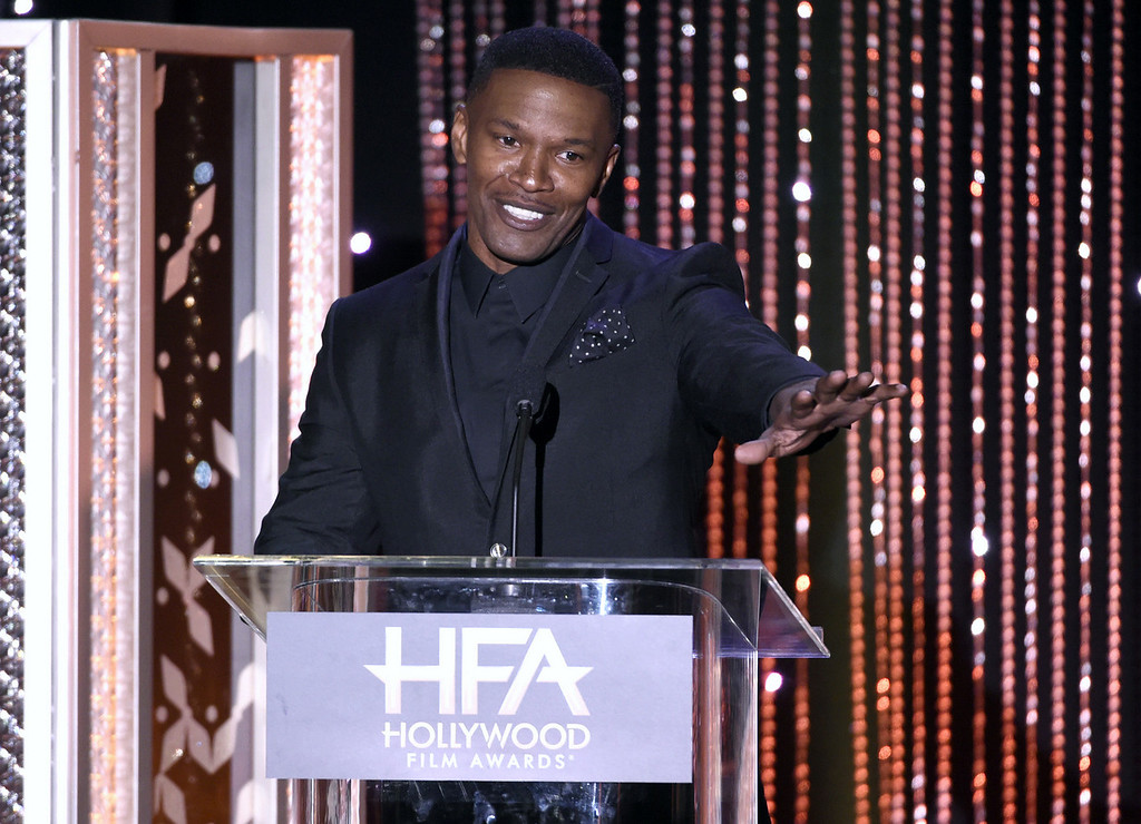 ". <p>9. JAMIE FOXX </p><p>Not the only Hollywood star who would help save someone in a fiery crash. There�s probably one or two others. (unranked) </p><p><b><a href=""http://www.etonline.com/news/180412_jamie_foxx_speaks_out_about_fiery_car_crash_rescue_i_don_t_look_at_it_as_heroic/\"" target=\""_blank\""> LINK </a></b> </p><p><br>    (Chris Pizzello/Invision/AP, File)</p>"